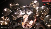 Drum Duet: Mike Portnoy - Terry Bozzio