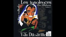 """Yvan Ducharme / insolence d'un téléphone -  """"Neige au balcon"""""""