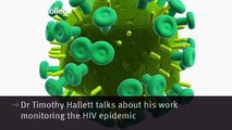 Dr Timothy Hallett discusses the HIV epidemic in Africa