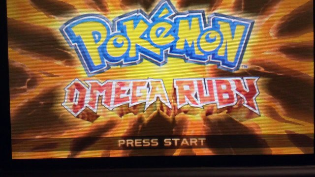 Pokemon Omega Ruby random game play update video/ cool gift