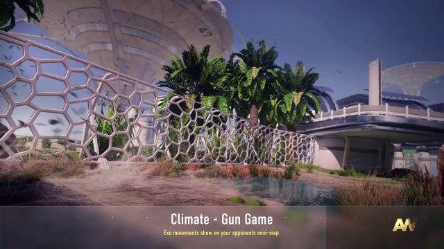 Call of duty:Advanced warfare Gun game    (first video)
