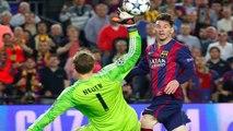 Messi & Ronaldinho vs Cristiano Ronaldo & Zidane ● Top 10 Goals Battle ● El Clasico Legend