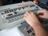 ASZENT -- TB-303 loves the TR-909