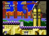 Sonic 3 & Knuckles: Launch Base Act 1 (Sonic)