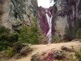 Cascada mayor del Rio Borosa (salto de los organos)