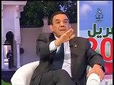 Moussa Touati humilie la journaliste d'Ennahar TV...موسى تواتي يبهدل صحفية النهار