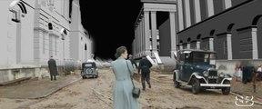 CGI VFX Breakdown HD: Woman in Black Angel of Death by BlueBolt Studio