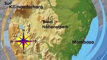 Kenia - Mzima Springs - Kilaguni Lodge - Voi Safari Lodge