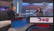 Entrevista al Ex presidente de la Republica Alvaro Uribe Velez