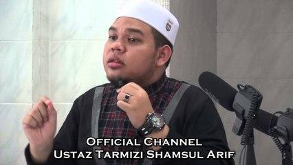 Ustaz Tarmizi Shamsul Arif - Masalah Kentut