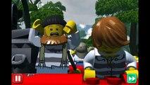Let's Play Lego Cops Vs Robers CARTOON NETWORK | Cartoni animati per bambini piccoli