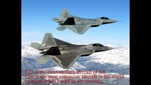 Fifth-generation Jet Fighter - F22 Raptor