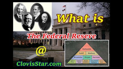 What is the federal reserve?  Who supports them?  Democrats or Republicans?