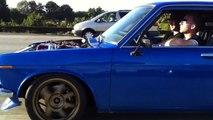 "1969 Datsun 510 SR20DET Dane Boy Chains ""Manager"" & Jew Nose 580 RIDE ""N"""