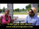 Damita joins Jermaine Sain on When We Speak.