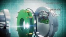 Scancon Encoder SCH94FO is a heavy-duty incremental encoder offering Fiber Optic output.