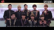 Super Junior呼吁粉丝们购票支持《SUPER SHOW 5 SUPER JUNIOR WORLD TOUR IN KL》