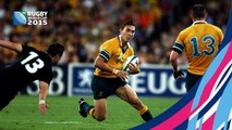 Rugby World Cup 2003 semis: England & Australia triumph