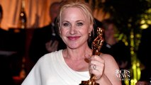 "Patricia Arquette reflects on Oscar win, ""Boyhood"""