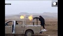 مقامات آمریکایی: داعش در مقابله با پیشمرگه های کرد از گاز خردل استفاده کرده است