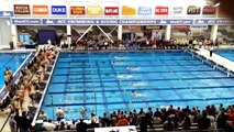 2014 ACC Swimming and Diving Championships 200 Medley Relay. NC State with a new ACC RECORD!!!!