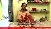 Mrs. Ujjwala Bendre's knee replacement surgery at Wockhardt Hospitals