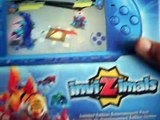 Sony PSP 3000: Invizimals Limited Edition Entertainment Pack+3 UMDs+PSP Case Unboxing