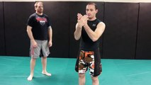 Muay Thai Clinch for Self Defense   Street Fighting Techniques