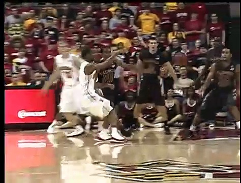 Maryland Basketball Highlights – FSU