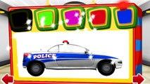 Police for kids. Police car games for children. Police car wash. Police trucks.