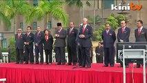 Najib breaks silence on escalating religious tensions