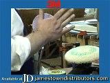 3M 20427 3 x 1//2 x 5//16 Thread Size Clean Sanding Disc Pad Kit