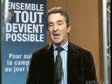 Bruno Sabi soutient Nicolas Sarkozy