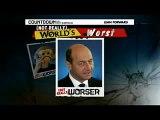 """Traian Basescu, nominalizat """"cel mai prost individ din lume"""""""