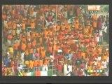 CAN 2012/Match Côte d'Ivoire - Soudan. (1-0). Drogba marque à la 39ème Minute