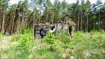 Vergessene Orte DER GEHEIMNISVOLLE BUNKER UNTER DEM HOLZHAUS Verlassene Orte Lost Places Doku