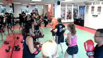 Leaside Muay Thai Toronto at T.H.A Martial Arts and Kickboxing