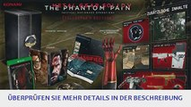 Metal Gear Solid V: The Phantom Pain - Collector`s Edition - [PlayStation 4] Video