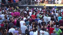 Las jugadoras del Baloncesto Leganés fueron las pregoneras de las Fiestas de Butarque 2015