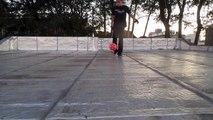 Practicando Fútbol Freestyle - Football Soccer/ Street/ Skills/ Tricks - Lucho Fútbol Freestyle