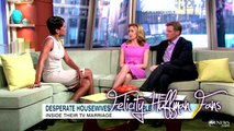 Felicity Huffman & Doug Savant At Good Morning America