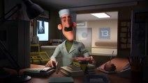 Azrail vs Doktor - Müthiş Animasyon - YouTube