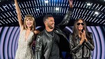 Taylor Swift Raps Trap Queen with Fetty Wap & Brings Out Ciara, & Russell Wilson!