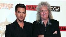 Dr. Brian May Berts About Adam Lambert with Redbeard HD