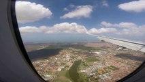 Vôo Brasilia (BSB) Fortaleza (FTZ). TAM A321-231W (PT-MXL). Flight Brasilia (BSB) Fortaleza (FTZ).
