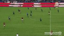 Edin Dzeko 1:0 Amazing Goal | AS Roma v. Sevilla - Friendly 14.08.2015 HD