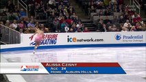 Alissa Czisny 2012 US Nationals short program