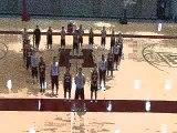 Harvard Basketball HEARTS Harvard Square
