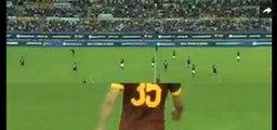 Torosidis Goal AS Roma 2 - 0 Sevilla Friendly Match 14-8-2015