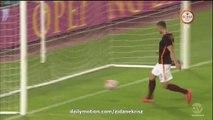 3-0 Edin Dzeko Second Fantastic Goal HD | AS Roma v. Sevilla - Friendly 14.08.2015 HD